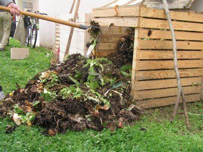 Installer un composteur dans son école.