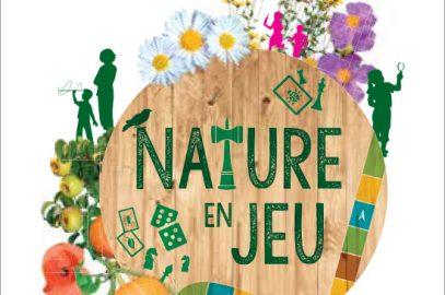 Évènement ce week end : Nature en jeu !