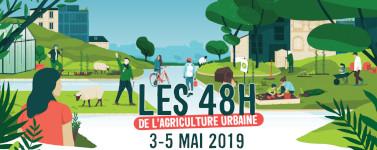 48H de l'Agriculture Urbaine édition 2019
