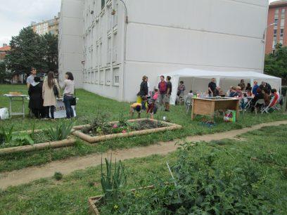 Les jardins partagés vous connaissez?