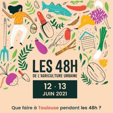 Les 48H de l'agriculture urbaine c'est ce week-end !